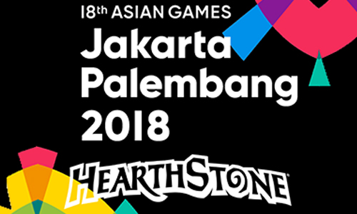 Asian Games 2018 - Hearthstone